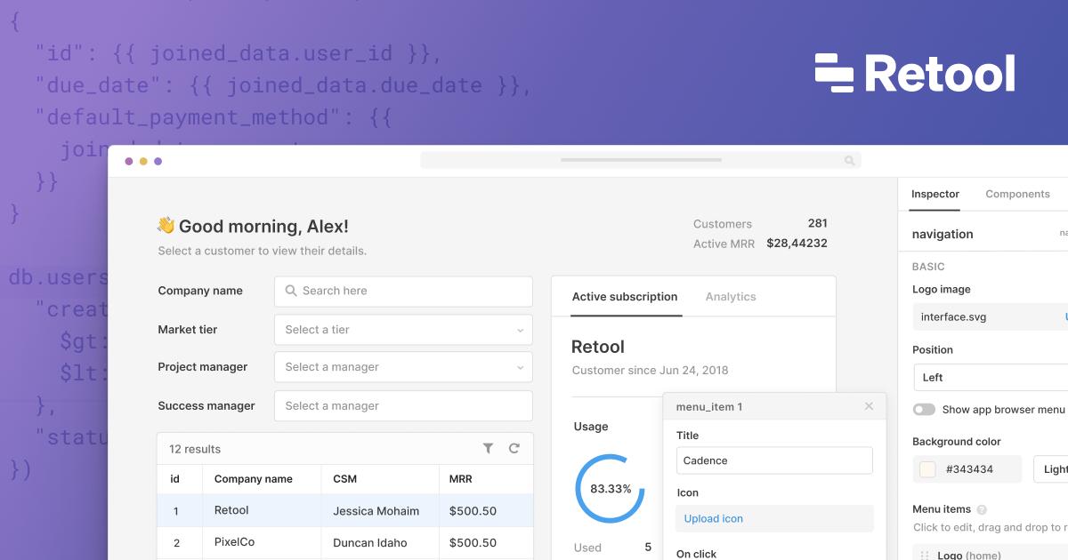 Integrations – PostgreSQL – Retool